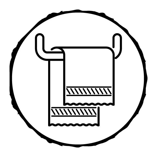 Draps et linge de toilette
