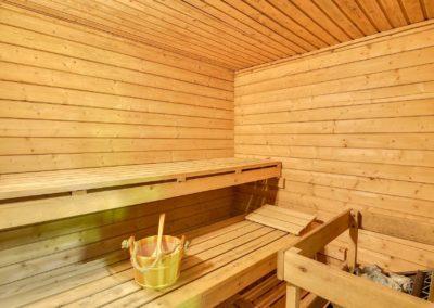sauna et cabane dans les arbres près de paris