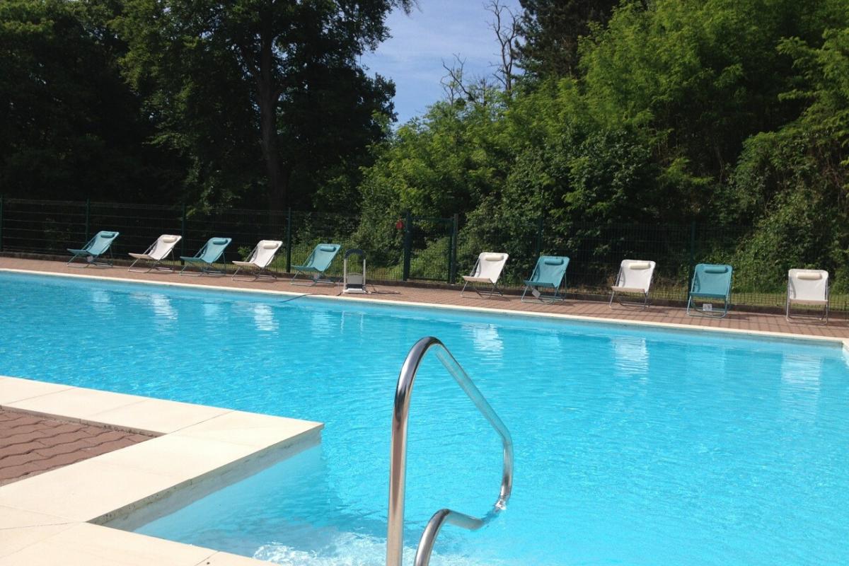 camping éco-responsable avec piscine