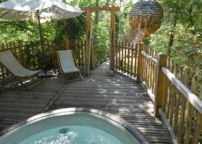Cabane Spa Cocoon Etoilé