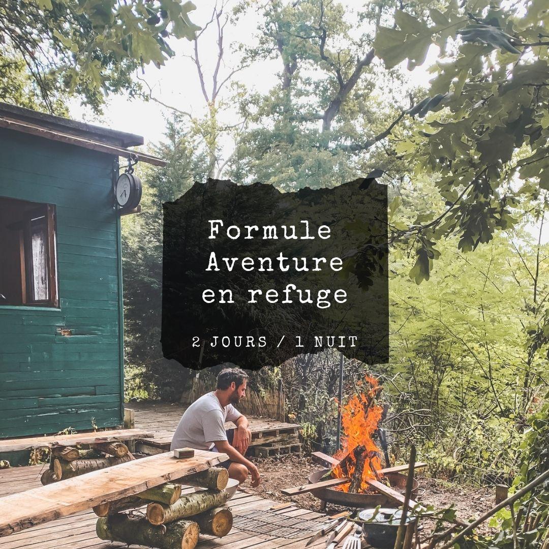 Séminaire en forêt escape game