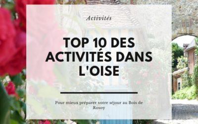 Top 10 des activités en plein air à faire absolument dans l'Oise !