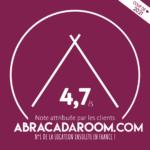 Coup de coeur Abracaroom 2021